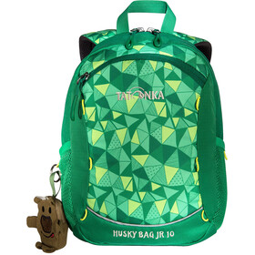 Tatonka Husky 10 Backpack Kinder lawn green